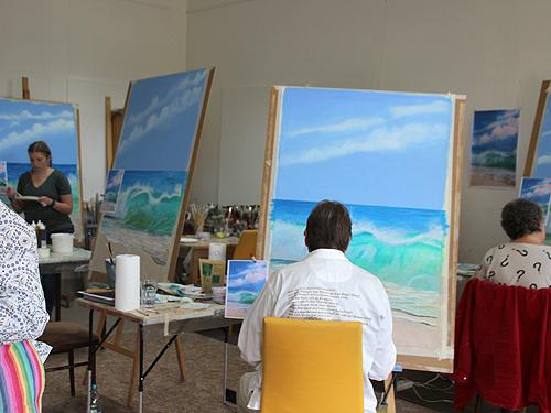 Gebühren Atelier Leoni, Kunstakademie Wertheim, Akademie für Fotorealismus