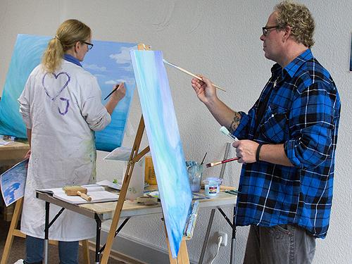 Voraussetzungen Atelier Leoni, Kunstakademie Wertheim, Akademie für Fotorealismus